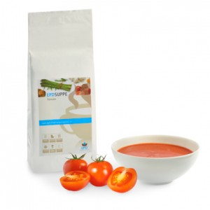 Suppe Tomate